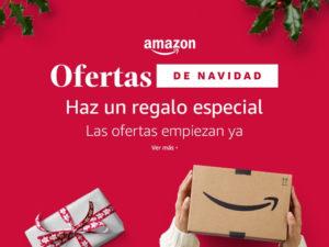 ofertas chollos amazon navidad