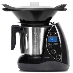 Robot de cocina ironmix cecotec barato el mejor ahorro for Precio de robot de cocina