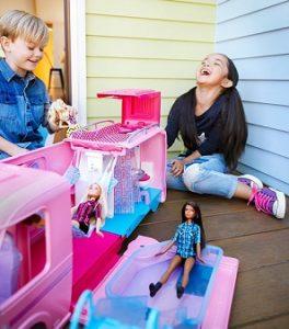 supercaravana barbie mejor precio ofertas