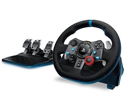 volante simulacion de carreras logitech g29 comprar online