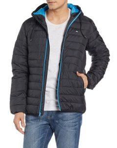 abrigo quiksilver hombre precio barato online