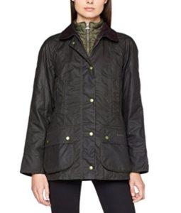 chaqueta barbour mujer barata comprar online