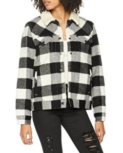 chaqueta mujer levis sherpa barata online