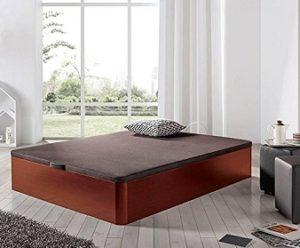 comprar canape gran capacidad color cerezo online