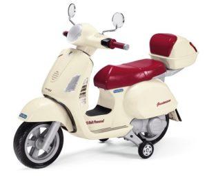 moto vespa electrica niños comprar online