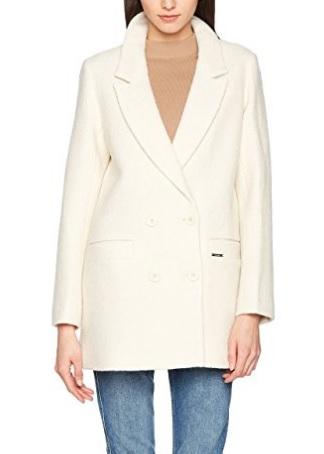 abrigo mujer pedro del hierro barato online