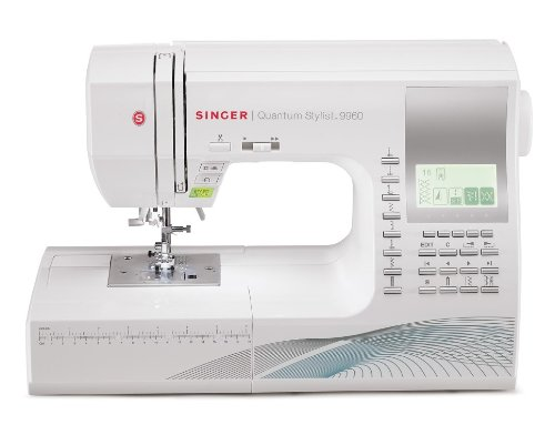 cual es la maquina de coser singer mas completa