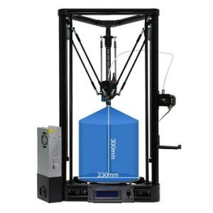 impresora anycubic 3d kossel