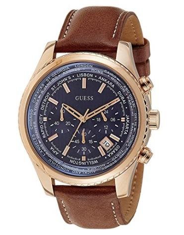 reloj hombre guess cronografo barato online