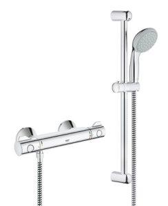 columna de ducha grohe termoestatica barata online