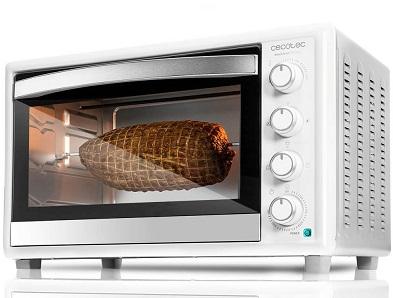 Horno convecci n cecotec precio m s barato el mejor ahorro - El mejor horno de cocina ...