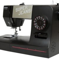 maquina de coser toyota sujer jeans comprar online