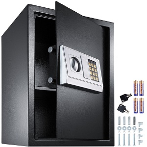 mejores cajas fuertes para el hogar