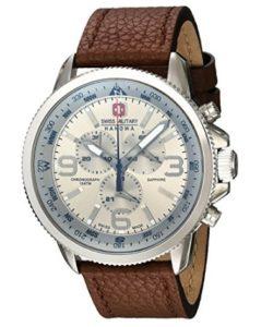 reloj swiss military de piel barato