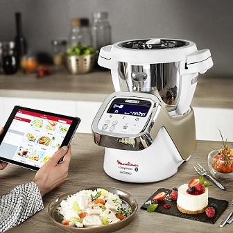 robot de cocina moulinex i companion barato online