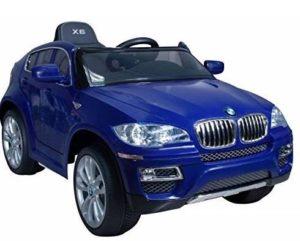 comprar coche electrico niños bmw barato online
