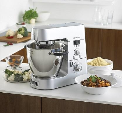 Kenwood cooking chef km096 precio barato el mejor ahorro - Robot de cocina mejor valorado ...