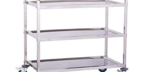 carrito de cocina 3 bandejas barato online