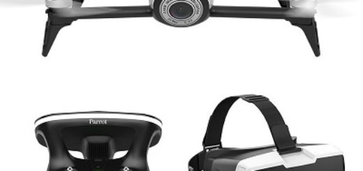 drone parrot bebop 2 fpv comprar online barato