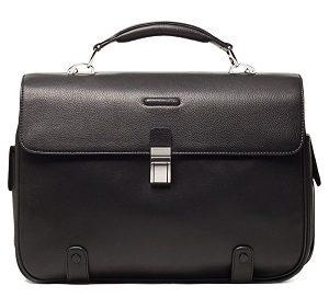 maletin piquadro negro comprar online