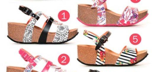 sandalias desigual baratas comprar online