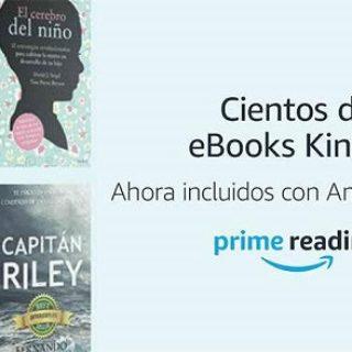 amazon-prime libros gratis