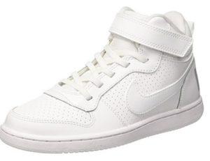zapatillas nike blancas niños comprar online