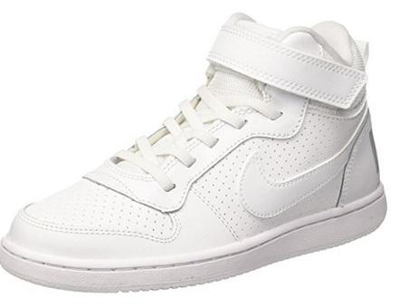 zapatillas nike blancas niño
