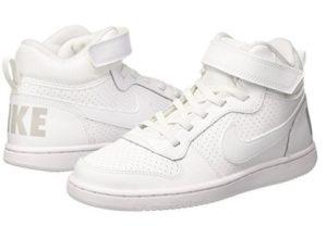 A bordo Robar a girar  Zapatillas niños Nike Court Borough BARATAS | El Mejor Ahorro