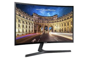 comprar monitores gaming curvos baratos online
