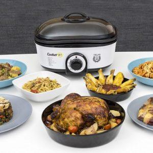 robot cooker 8 en 1 cecotec comprar online