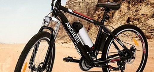 bicicleta electrica montaña teamyy barata