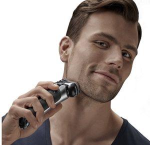 mejor maquina de afeitar electrica para pieles sensibles barata