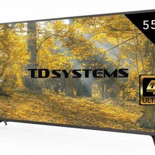 mejor televisor 55 pulgadas calidad precio barato