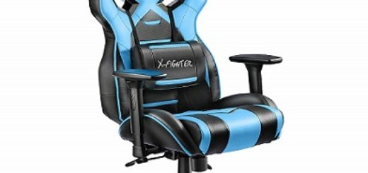silla gaming diablo x fighter mas barata