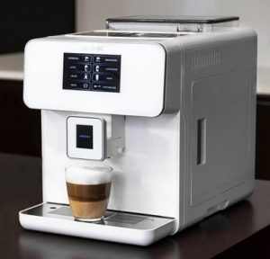 cafetera power-matic-ccino-8000-touch-serie-bianca comprar online