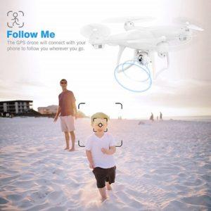 drone potensic gps t35 comprar online