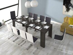 mejor mesa consola extensible barata