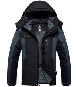comprar abrigo invierno hombre lana precio barato online