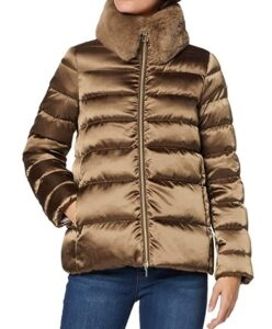 comprar abrigo mujer invierno geox precio barato online