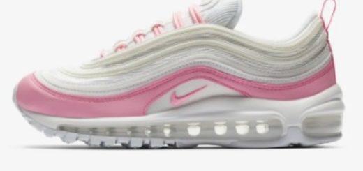 zapatillas nike air max 97 mujer blancas