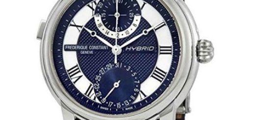 12fc7dd96bc Reloj Frederique Constant Hybrid al precio más económico online