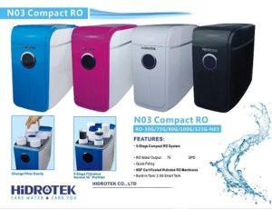 comprar osmosis inversa compacta precio barato online