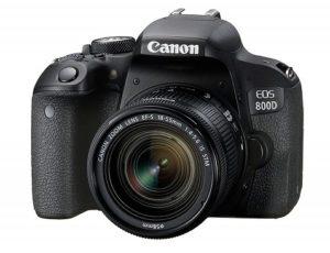 comprar canon eos 800d precio mas barato online