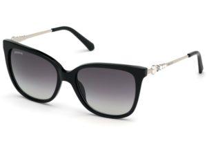 comprar gafas de sol swarovski negras precio barato online