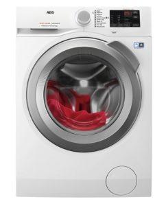 comprar lavadora carga frontal aeg 8 kg precio barato online