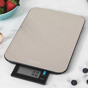 comprar bascula de cocina digital cecotec precio barato online