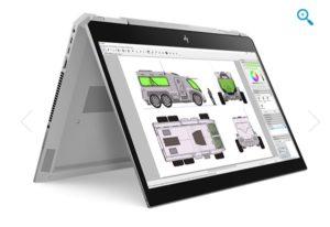 comprar HP Zbook Studio x360 G5 precio barato online