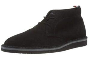 comprar botas hombre negras tommy hilfiger precio barato online