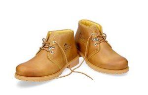 comprar botas panama jack hombre amarillas precio barato online